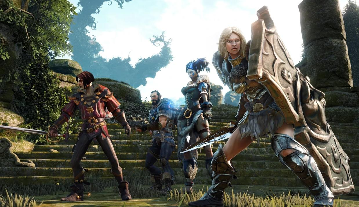 fable 4 MMO
