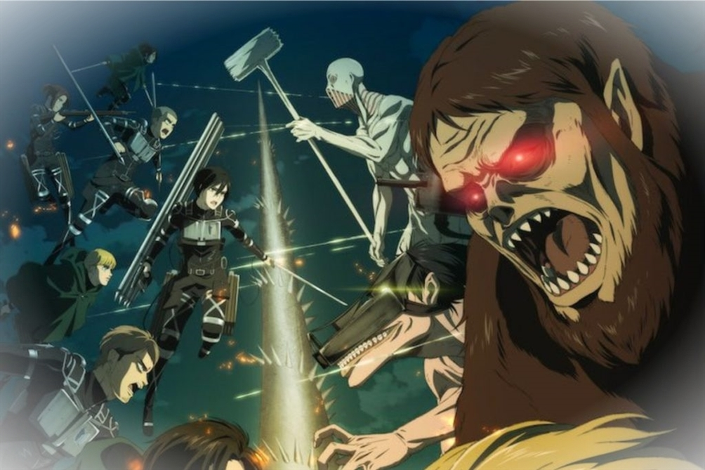 Attack On Titan Saison 4 Episode 7 Warriors VS Soldiers Date dedG13i 5
