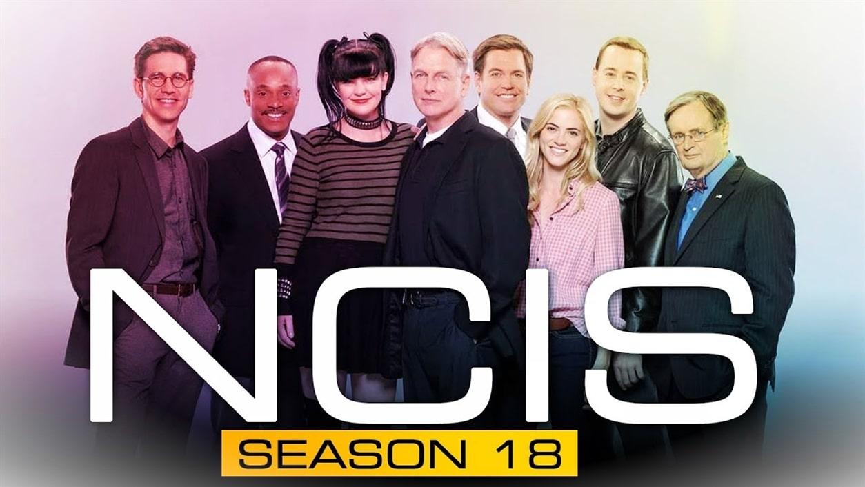 Date de sortie de la saison 18 du NCIS et autres details W6 4