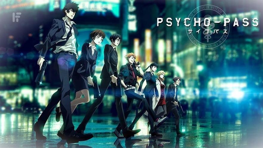 Psycho Pass Saison 3 Mises a jour nouvelles date de sortie 4
