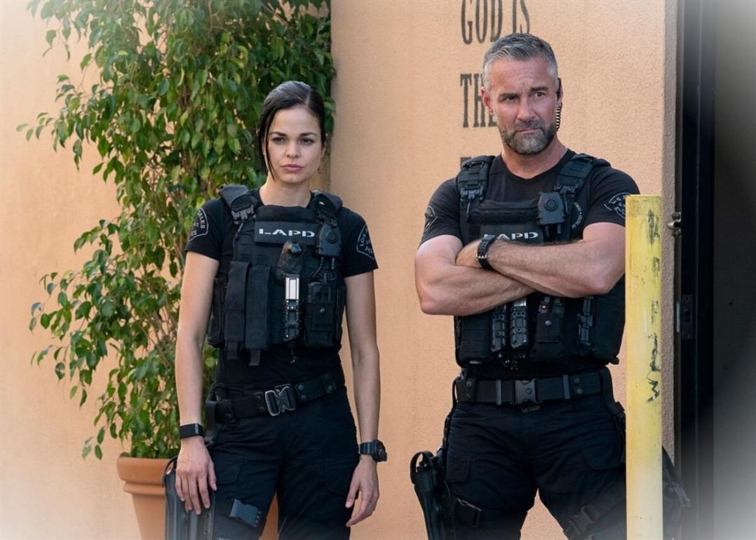 SWAT Saison 4 Episode 9 Next Of Kin emotionnel par excellence e4o2dQs 3