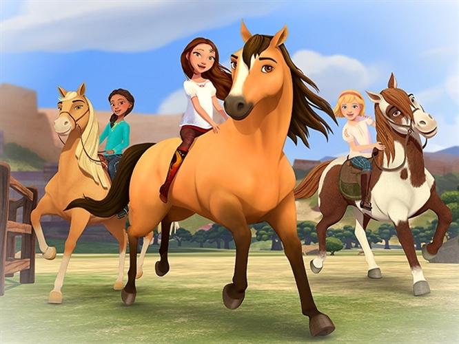 Spirit Riding Free Saison 9BvHK2 4