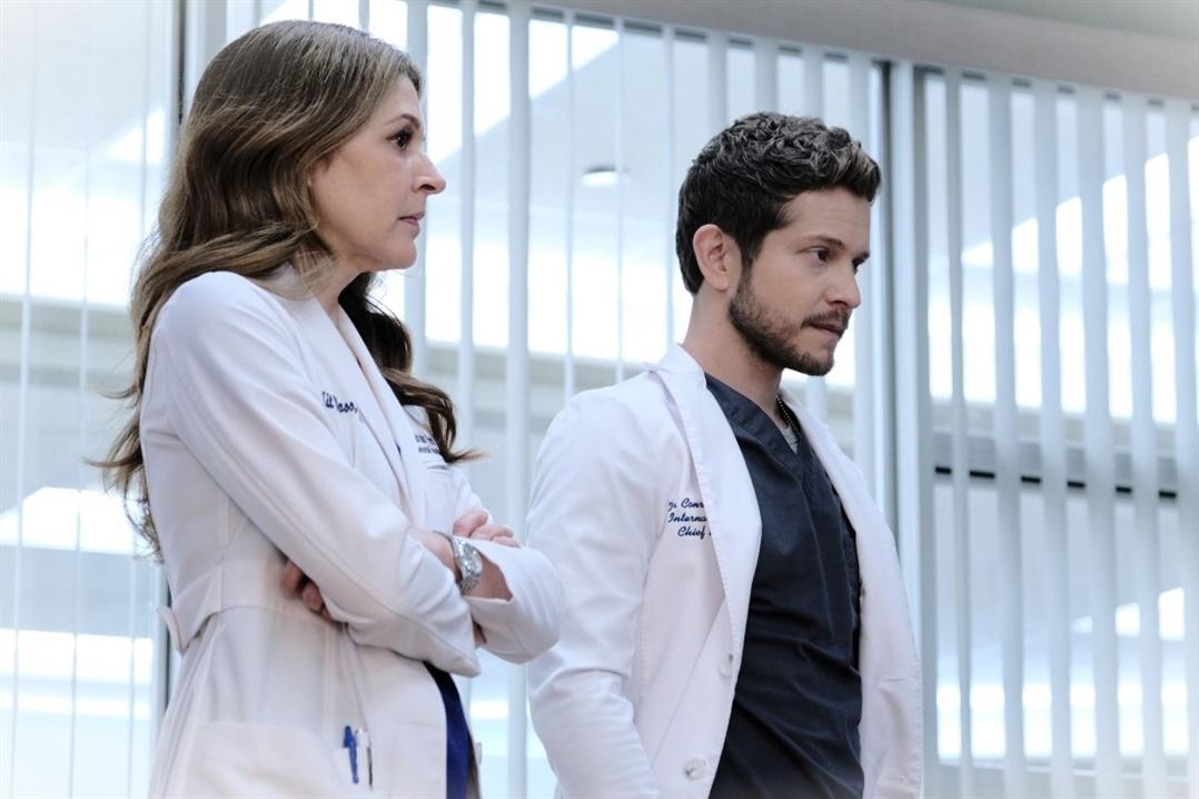 The Resident Saison 4 Episode 3 Le patient accidentel un accident8takve 5