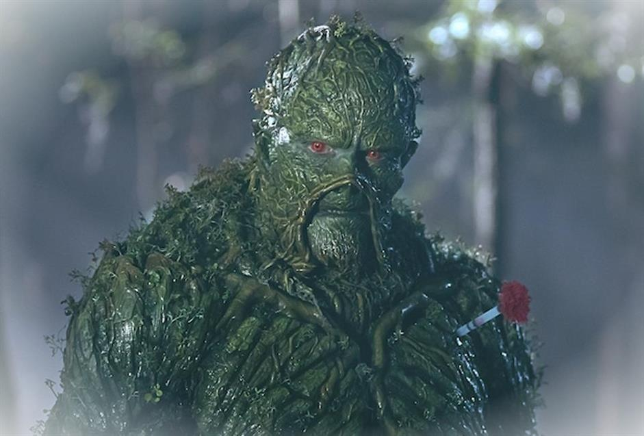 The Swamp Thing Saison 2 Le spectacle seratil relance Tous lesotXfKW 4