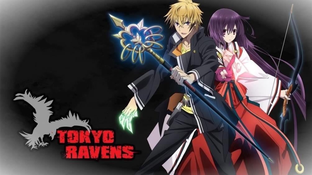 Tokyo Ravens Saison 2VfZfd 4
