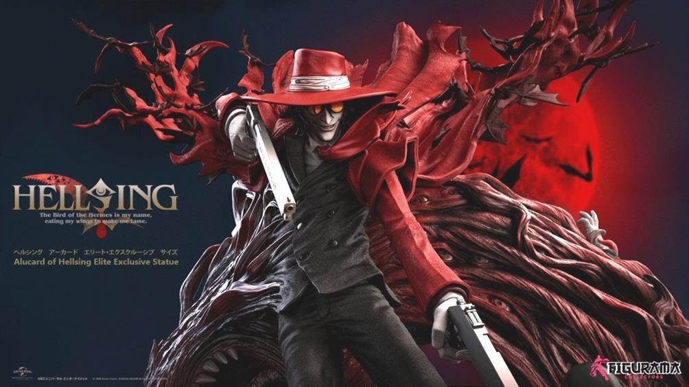 Alucard Hellsing Ultimate rsNtr 18 19