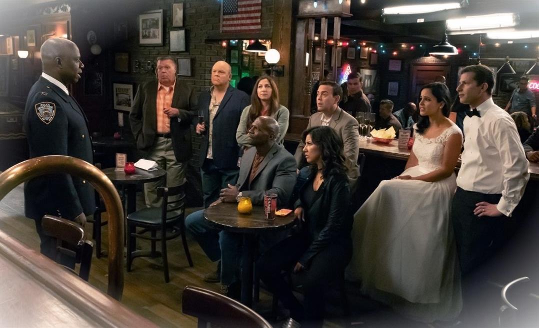 Brooklyn NineNine Saison 8 Sortie en 2021 le createur et lesTGHZvz 4