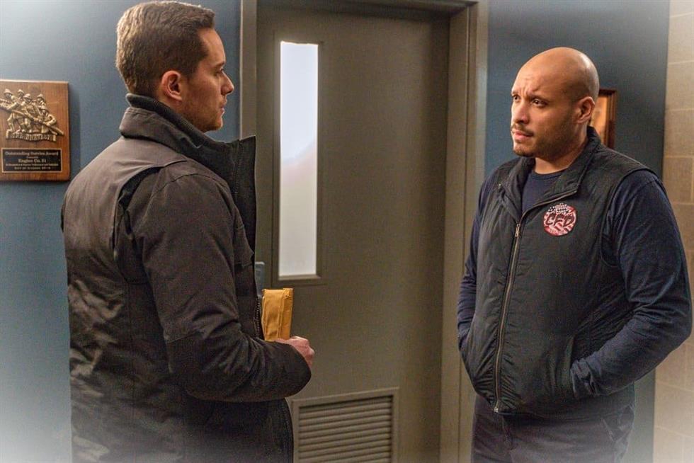 Chicago Fire Saison 9 Episode 7 Dead of Winter Cruz All Shaken UpA0mWmmq 4