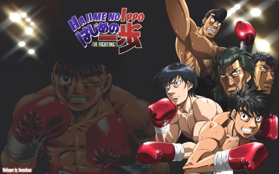 Hajime no Ippo VK1dhoAND 6 6