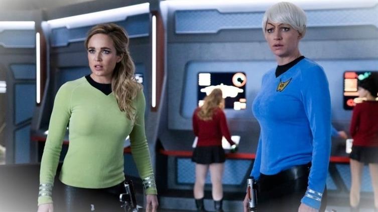 Legends Of Tomorrow Saison 6 La theorie du complot Date de sortieuAyhyHX 6