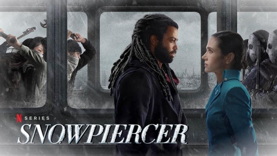 Snowpiercer saison 2 episode 5 Keep Hope Alive Maintenir j 4