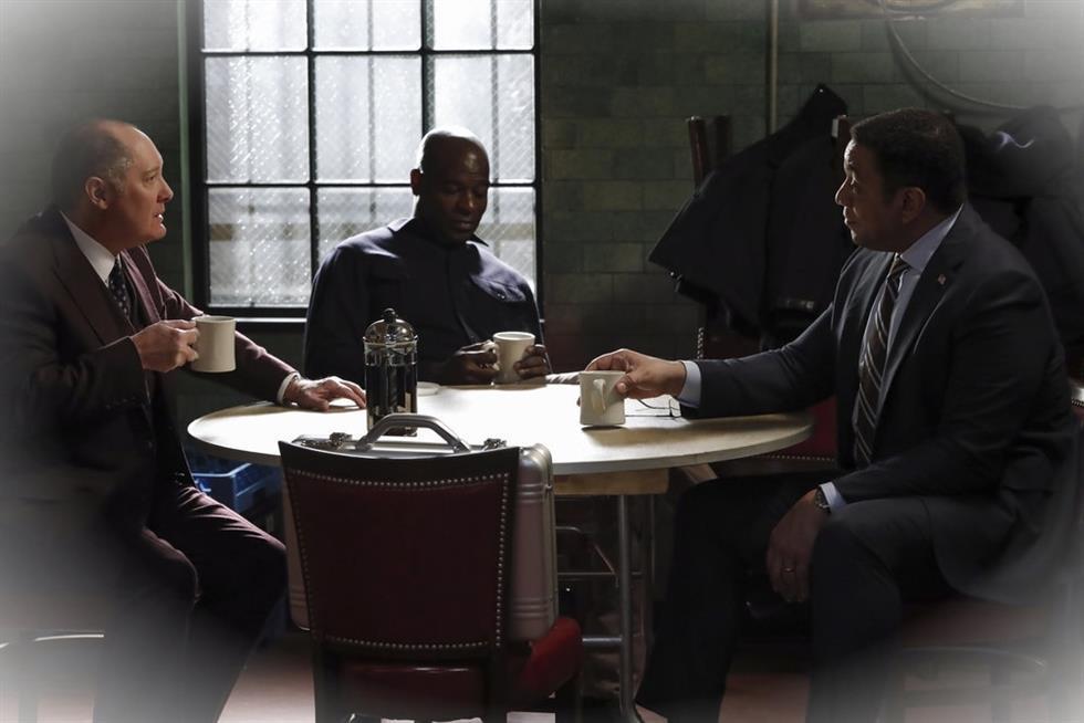 The Blacklist Saison 8 Episode 8 Cooper en danger ConnaitrehD2VKY 5