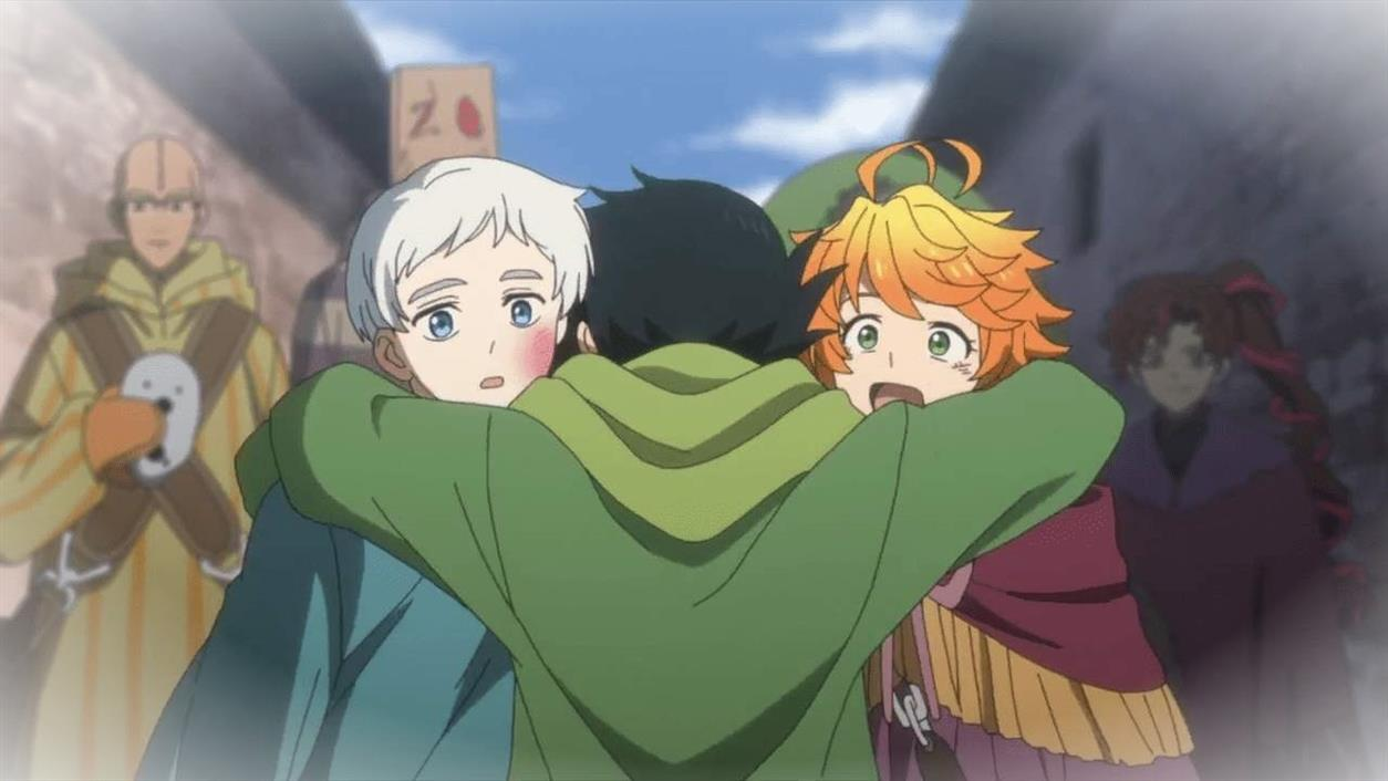 The Promised Neverland Saison 2 Episode 7 Le plan de Norman DateMu8Da 5