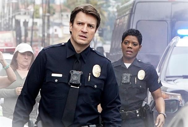 The Rookie Saison 3 Episode 7 True Crime traitement de DocuseriesLlUFD2 5
