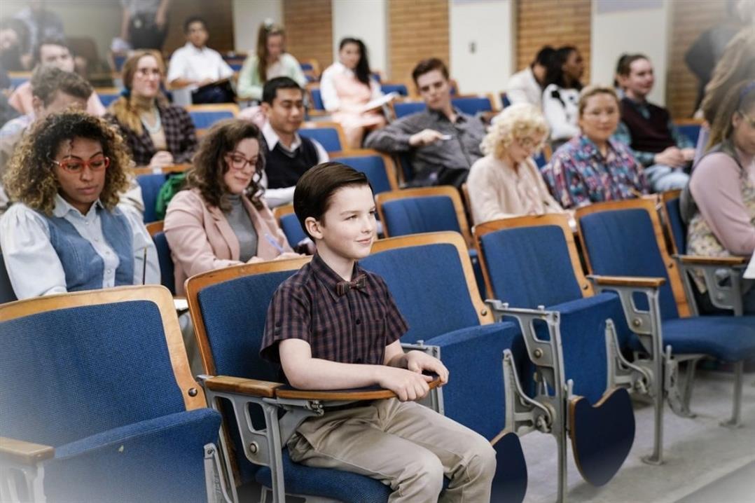 Young Sheldon Saison 4 Episode 7 Une classe de philosophie et des7gRtSU 3