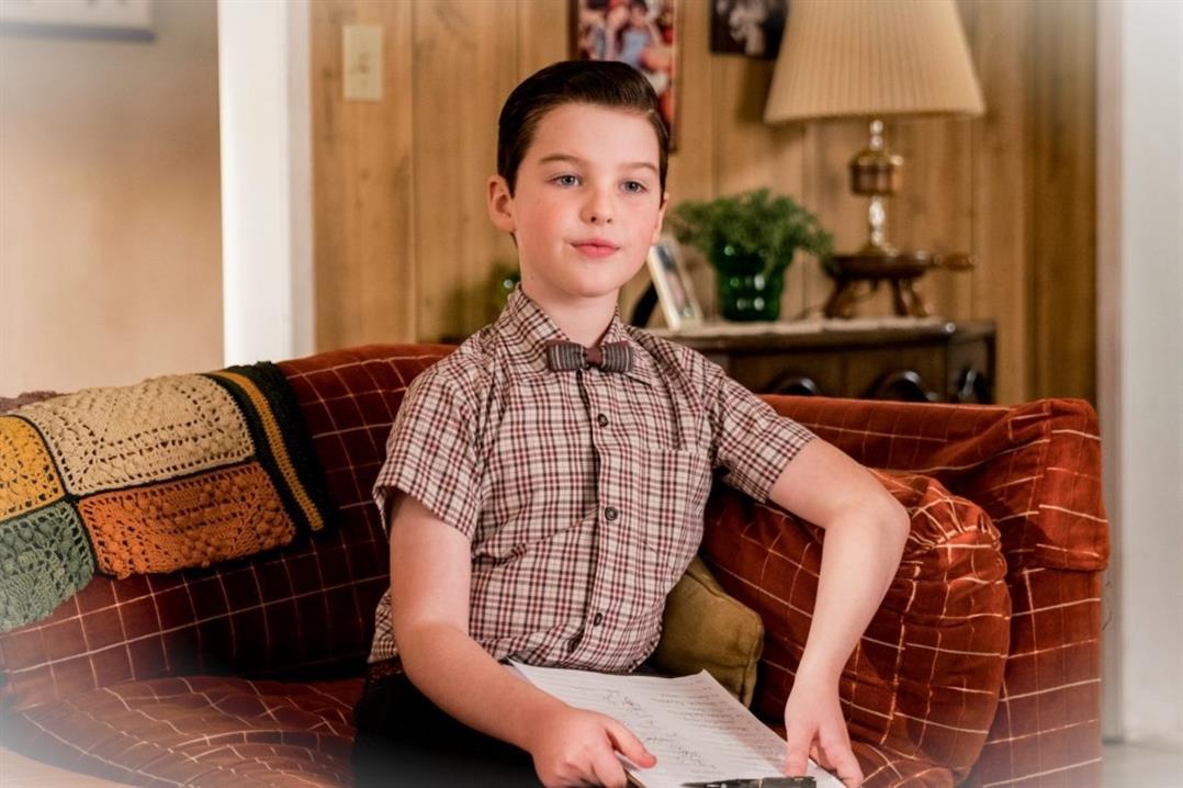 Young Sheldon Saison 4 Episode 9 De la glace glacee merdique et 4