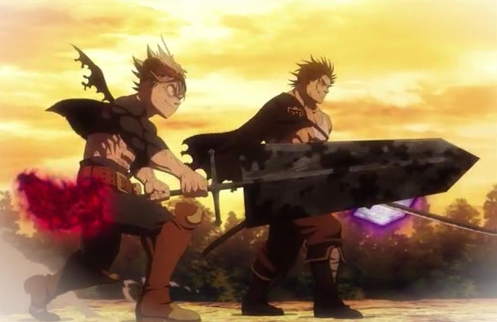 Black Clover Episode 167 Asta a la bataille aux cotes de Yami DateYsSffAB 4