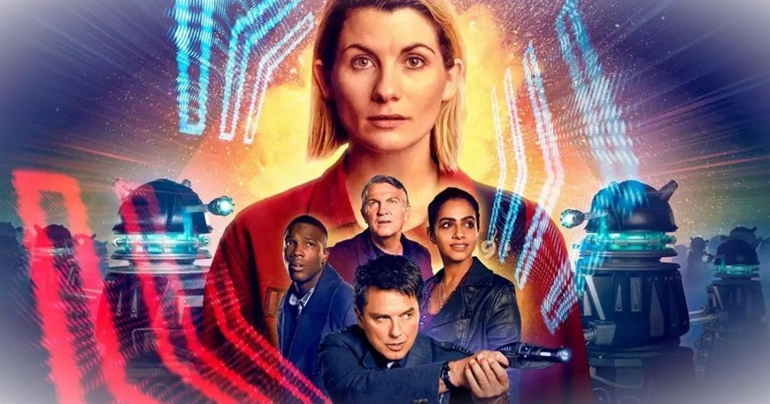 Doctor Who Saison 13 Une image BTS laisse entrevoir les 5