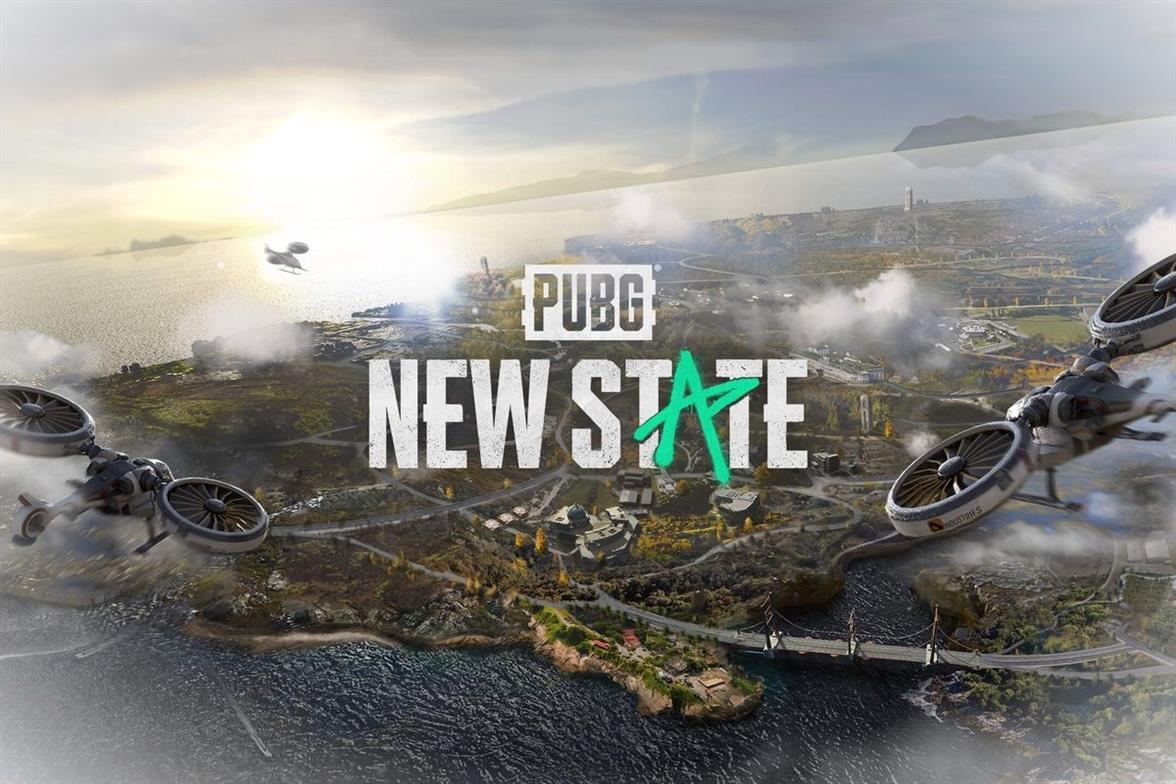 PUBG NEW STATE UPCOMING BATTLE ROYALE MOBILE GAME 2 4