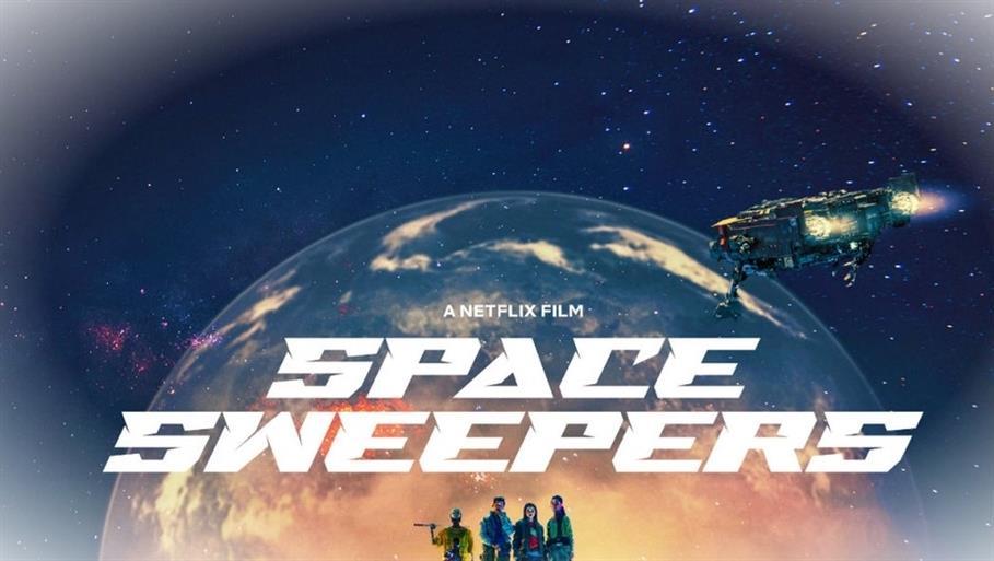 SPACE SWEEPERS TWO Pour sortir sur NETFLIX et tout ce que vous n 4