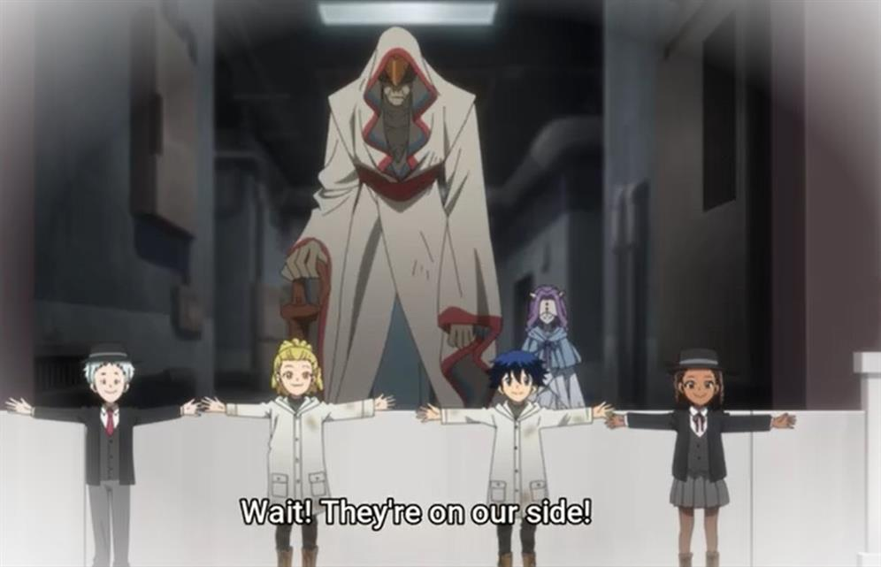The Promised Neverland Saison 2 Episode 11L0NInH 5
