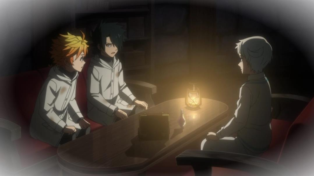 The Promised Neverland Saison 2 Episode 8 Norman executeratil 5