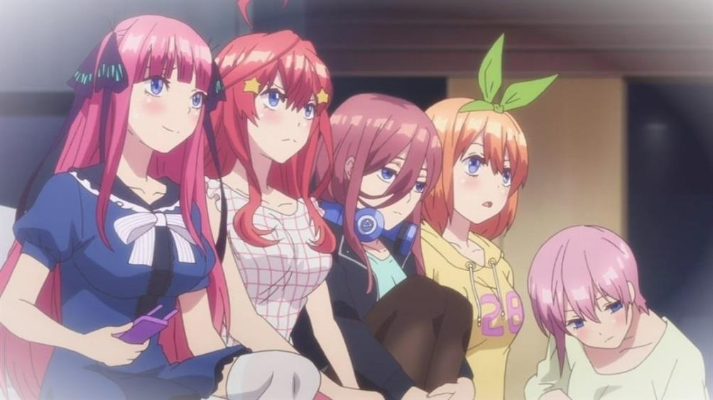 The Quintessential Quintuplets Saison 2 Episode 5