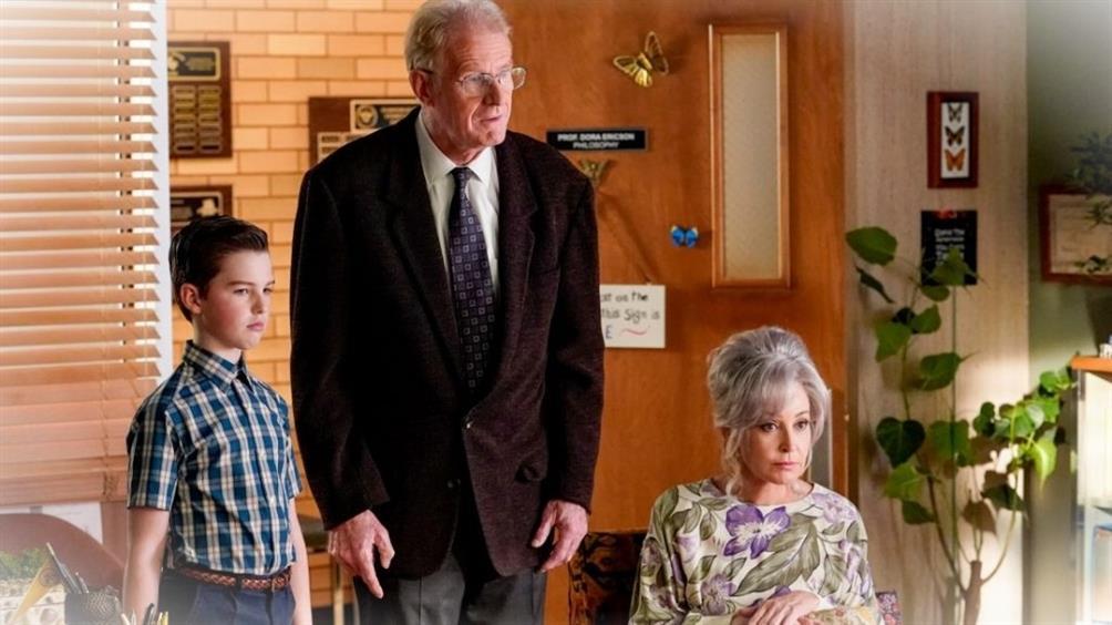 Young Sheldon Saison 4 Episode 12 A Box Of Treasure And The 5