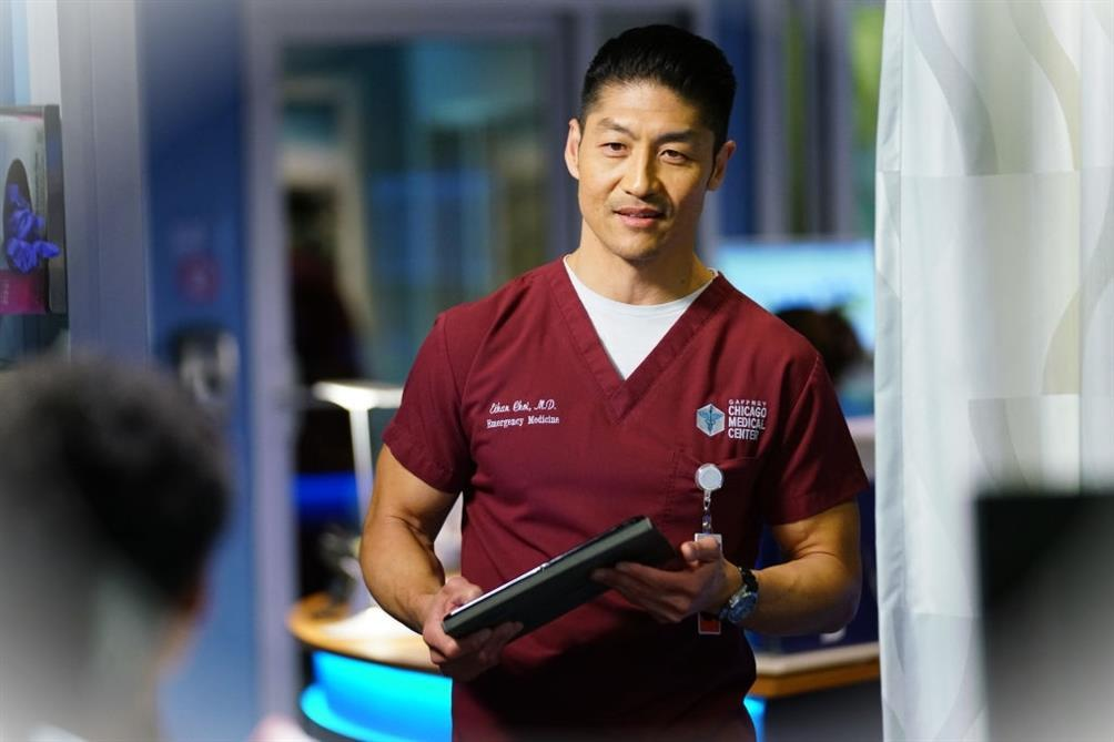 Chicago Med Saison 6 Episode 11 Letting Go Only To Come Together mVS6S 4