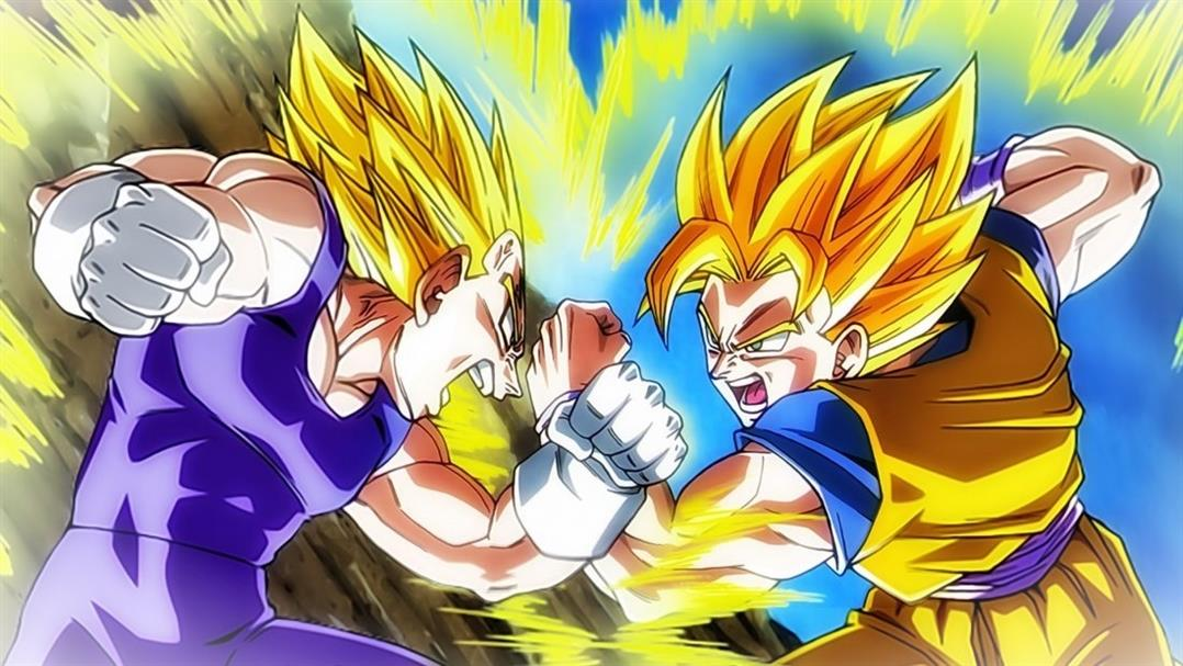 Dragon Ball Goku Vs Vegeta Qui est le combattant le plusKnelW3 5