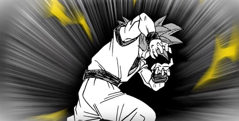 Dragon Ball Super Chapitre 71 Granola vient enfin chercher Goku NtIWuJ 3