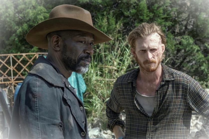 Fear The Walking Dead Saison 6 Episode 10 Handle With Care MorganR3FJUn 5