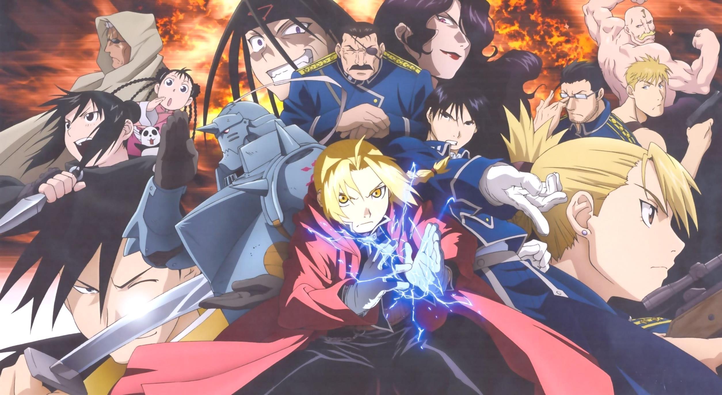 Full Metal Alchemist Brotherhood LAvgP 2 4