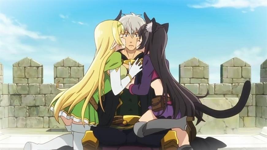 How Not To Summon A Demon Lord Saison 2 Episode 2VIpMv 6