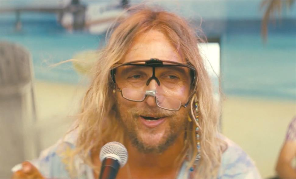 Mathew McConaughey un clochard de la plage JYLfGY 6 8