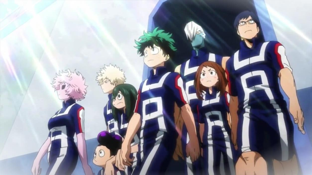 My Hero Academia Saison 5 Episode 5 Second Battle Date de sortieKMYd9 3
