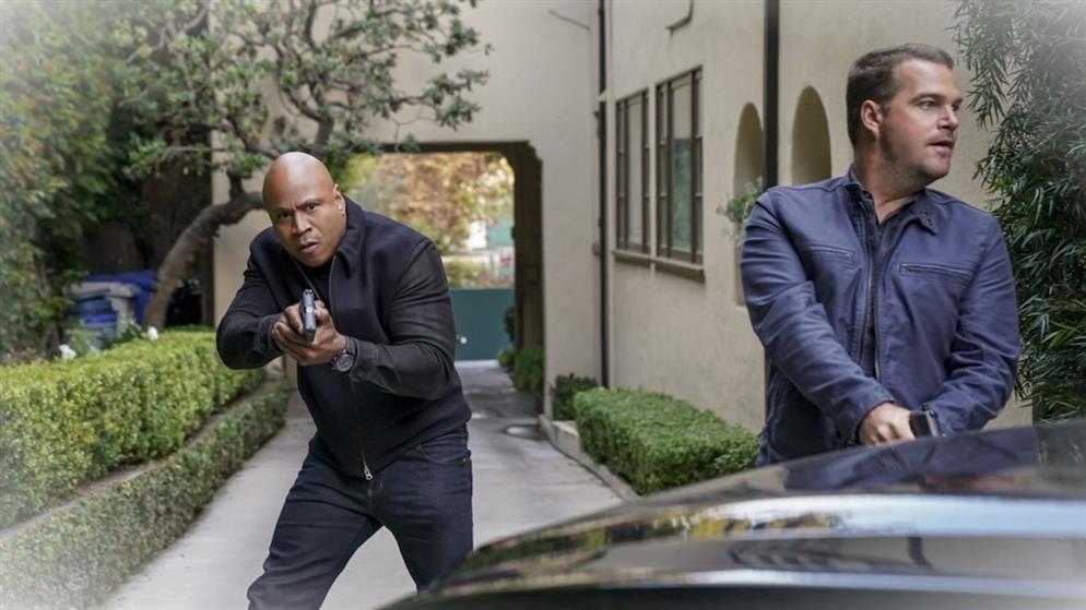 NCIS Los Angeles Saison 12 Episode 14 The Noble Maidens AnnaVjaFi 4
