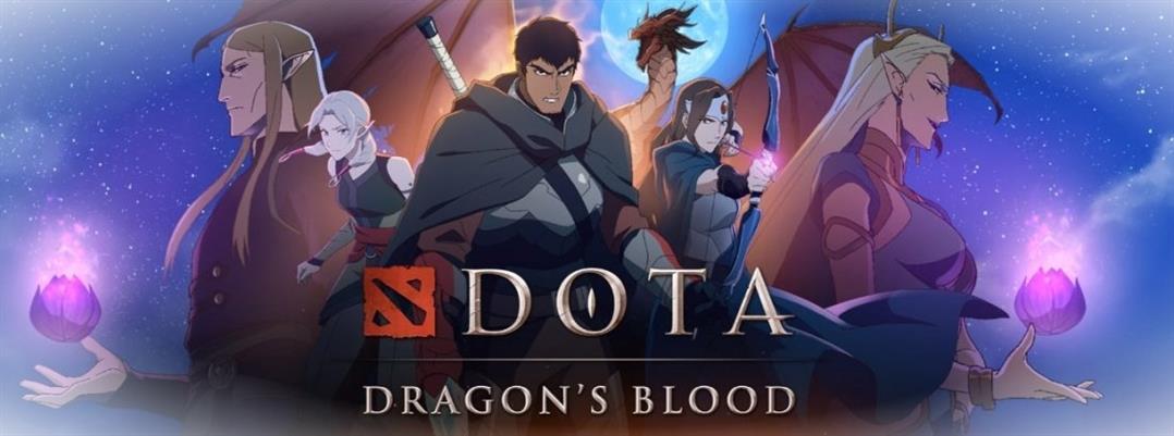 Saison 2 de Dota Dragons Blood renouvellement date de sortie 4