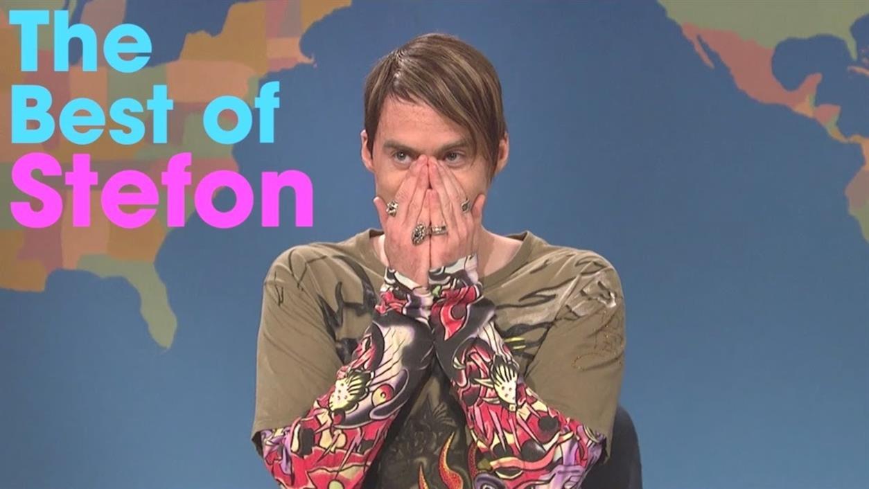 Saturday Night Live bill hader n5ymnkUGh 2 4
