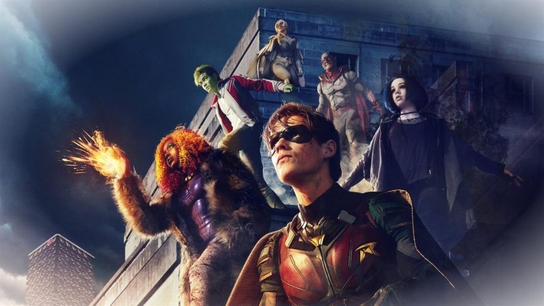 Titans Saison 3 Curran Walters a annonce la sortie de quelquunHa3KnIvQu 4