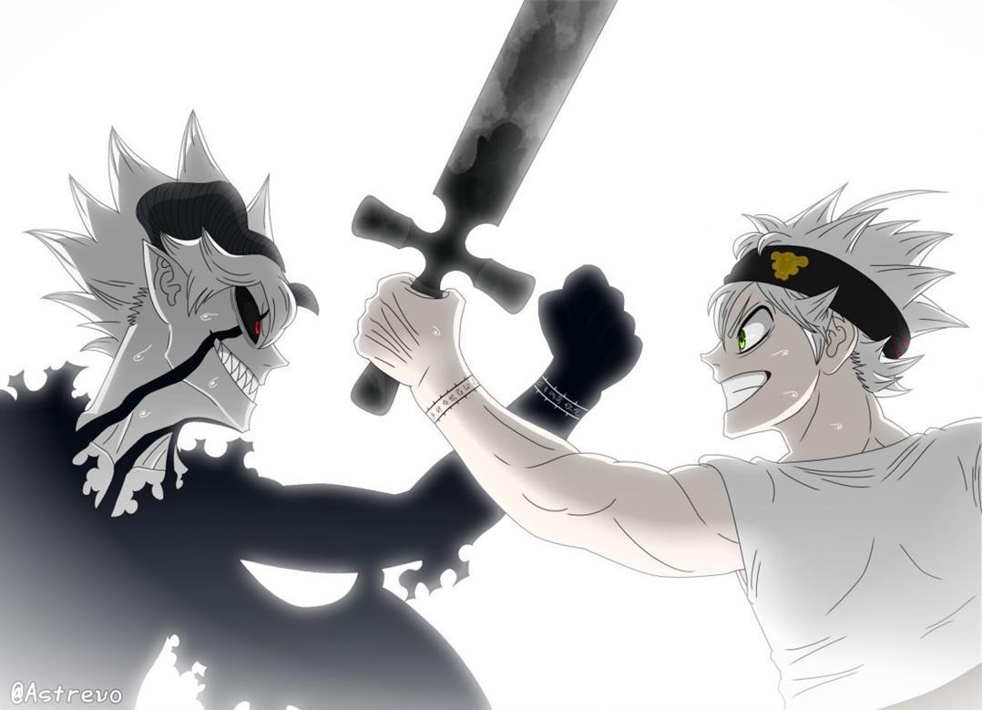 Trefle Noir Chapitre 291 Asta va combattre plus de demons Date 5