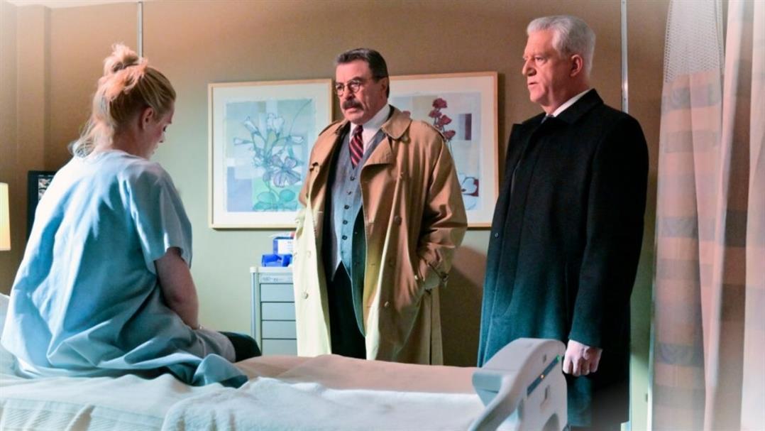 Blue Bloods Saison 11 Episode 14 The New You Garrett et Frank sontwrk6g 4
