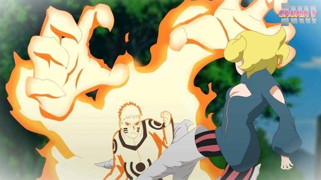 Boruto Episode 199 Delta submerge Naruto Vatil perdre Date deVSyDs 3