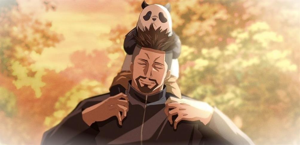 Jujutsu Kaisen Chapitre 148 Lhistoire des origines de Panda 9Cojm4 4