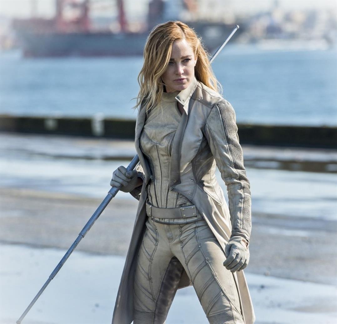 Legends of Tomorrow Saison 6 Episode 2 Sara seratelle capable 5
