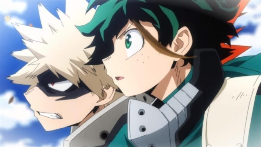 My Hero Academia Saison 5 Episode 7 Debut du 3eme round Date de1eXcCtO 4