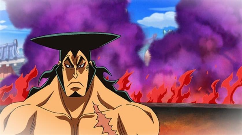 One Piece Episode 973 Oden survivratil a la peine de mort Datemgrhp 3