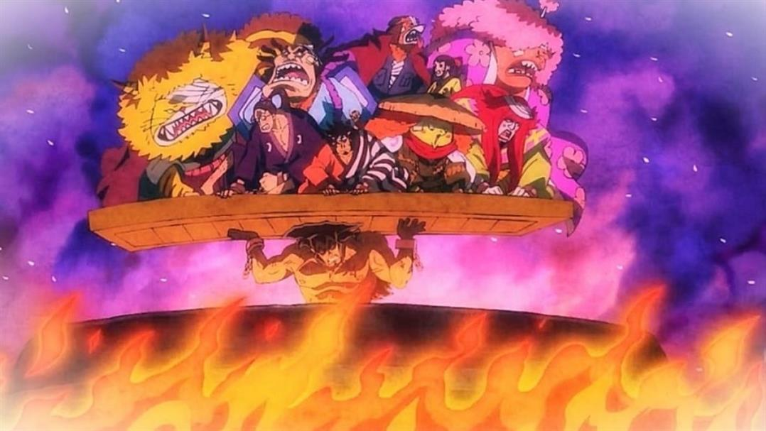 One Piece Episode 974 The Sacrifice Of Oden Kozuki Date de sortietyS3J0eXr 4
