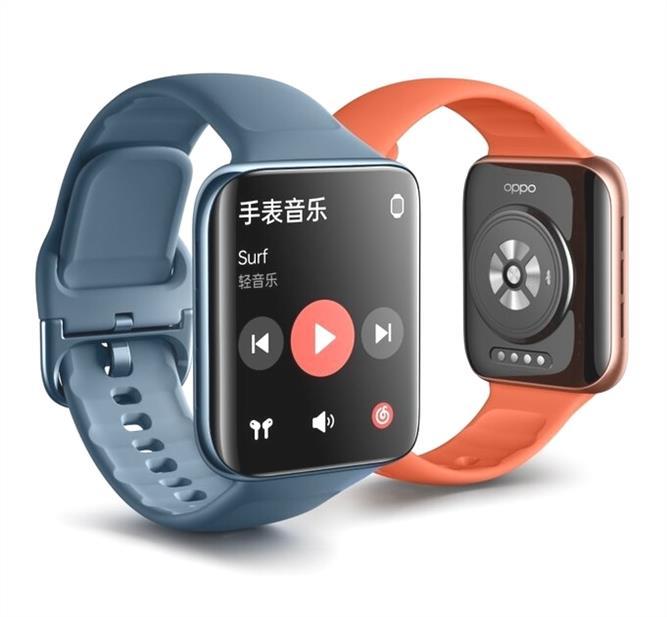 La serie OPPO Watch 2 est lancee en Chine avec un double systeme rlnZEHqJ 2 4