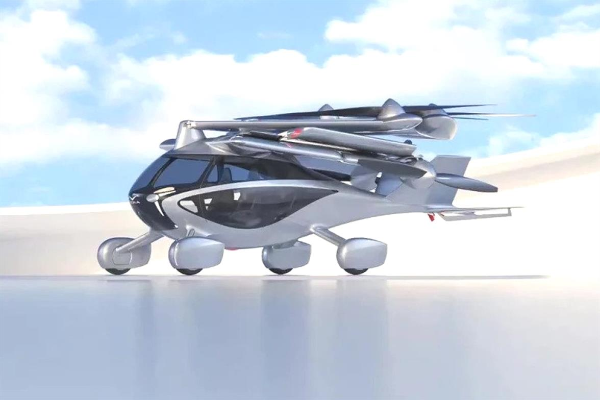 La voiture volante ASKA est prete a circuler et a decoller en 2026 abTCCTcZ 3 5